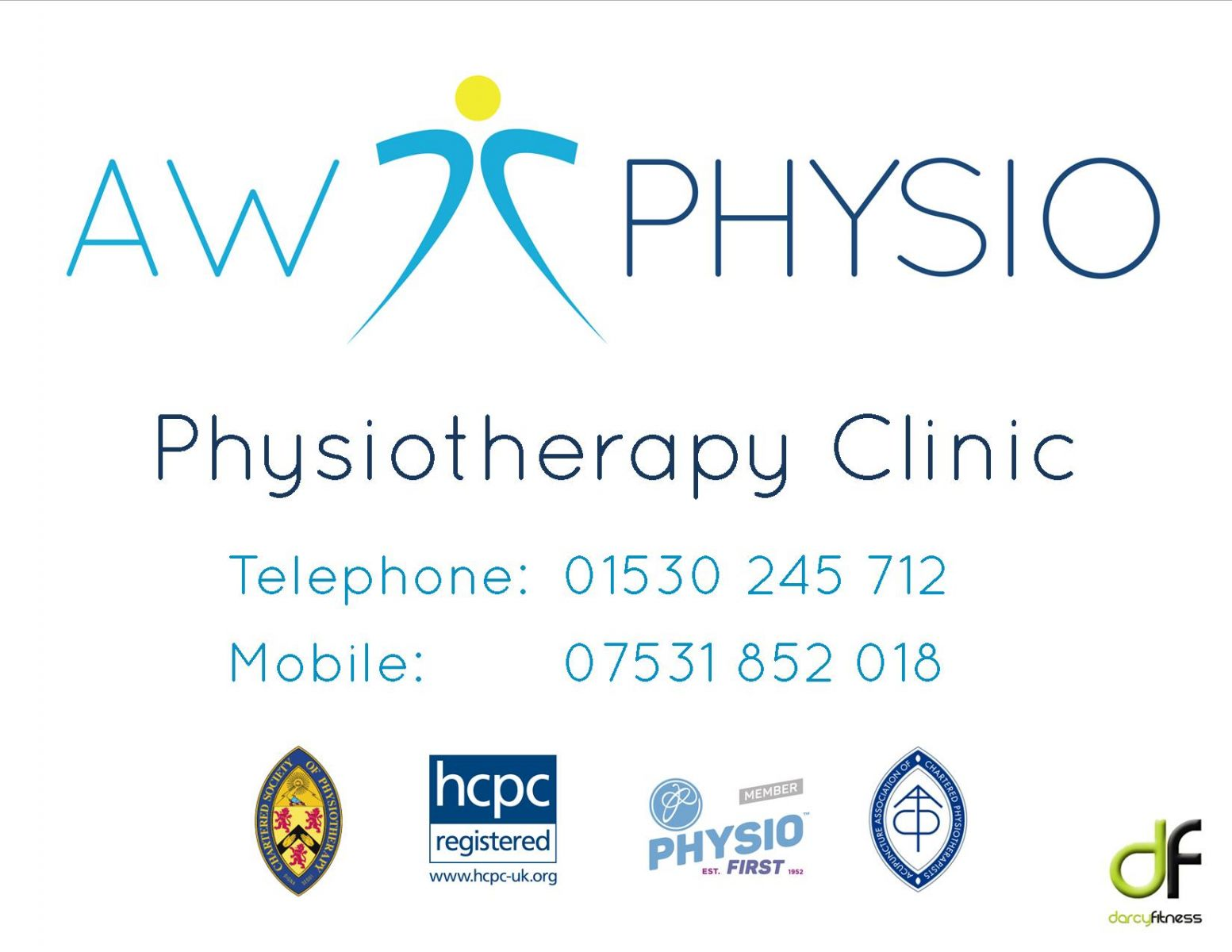 physio, clinic, nanpantan, loughborough